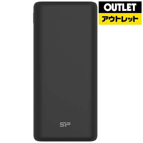 【アウトレット品】 モバイルバッテリー[20000mAh /3ポート /充電タイプ] SP20KMAPBKC20QCKJE 【数量限定品】