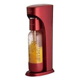 家庭用炭酸飲料メーカー ドリンクメイト DRM1002