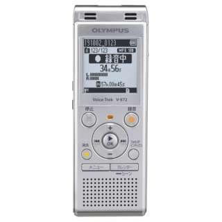 ICレコーダー V-872 シルバー [4GB]