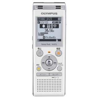 ICレコーダー V-872 ホワイト [4GB]