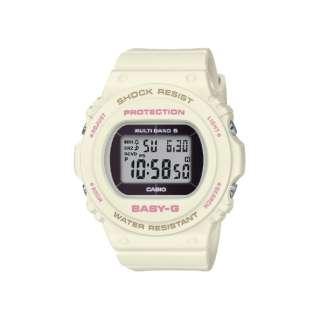 [ソーラー電波時計]Baby-G(ベイビージー) BGD-5700-7JF