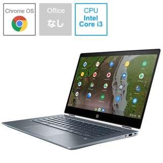 8EC11PA-AAAA ノートパソコン Chromebook x360 14-da0008TU[コンバーチブル型] [14.0型 /intel Core i3 /eMMC:64GB /メモリ:8GB /2019年10月モデル]