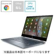 8EC15PA-AAAA ノートパソコン Chromebook x360 14-da0009TU[コンバーチブル型] [14.0型 /intel Core i5 /eMMC:64GB /メモリ:8GB /2019年10月モデル]