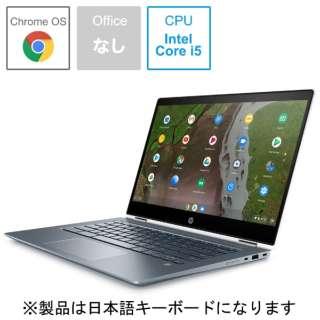 HP Chromebook x360 14-da0009TU ノートパソコン 8EC15PA-AAAA [14.0型 /intel Core i5 /eMMC:64GB /メモリ:8GB /2019年10月モデル]