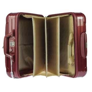 スーツケース 23L SALSA DELUXE HYBRID(サルサデラックスハイブリッド) オリエントレッド 840.40.53.4 [TSAロック搭載]