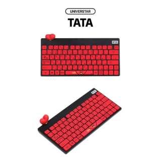 RKB-BT21-TT キーボード BT21 TATA [USB /ワイヤレス]