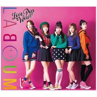 LABOUM/ Love Pop Wow!! 初回限定盤B 【CD】