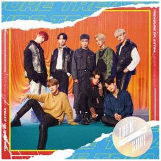 ATEEZ/ TREASURE EP. EXTRA:Shift The Map TYPE-Z 【CD】