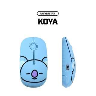 RMS-BT21-KY マウス BT21 KOYA [光学式 /3ボタン /USB /無線(ワイヤレス)]