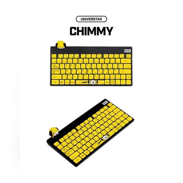 RKB-BT21-CM キーボード BT21 CHIMMY [USB /有線]