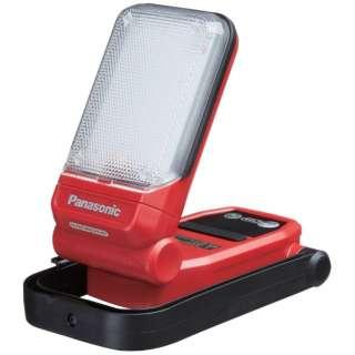 Panasonic 工事用 充電LEDマルチライト USB端子付き 赤 EZ37C4-R
