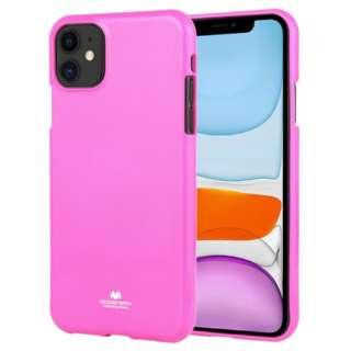 Mercury FLUORSCENCE JELLYCase iPhone11 VNFLJE11HP ピンク