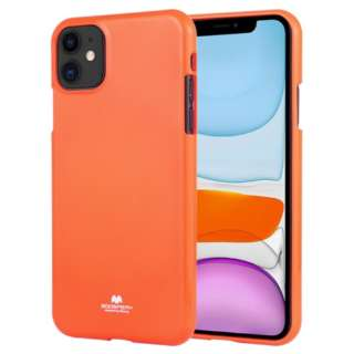 Mercury FLUORSCENCE JELLYCase iPhone11 VNFLJE11OR オレンジ