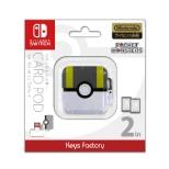 ポケットモンスター カードポッド for Nintendo Switch ハイパーボール CCP-001-4 【Switch】