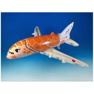 フライングホヌANAビニールプレーン 3号機(オレンジ)