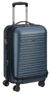 デルセー スーツケース 43L Segur セグー 203880202 TSAロック搭載