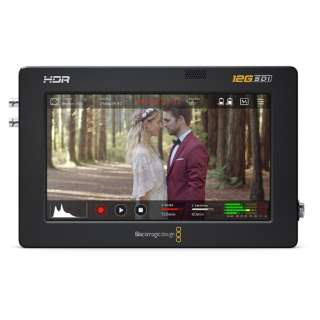 Blackmagic Video Assist5インチ 12G HDR HYPERD/AVIDA12/5HDR