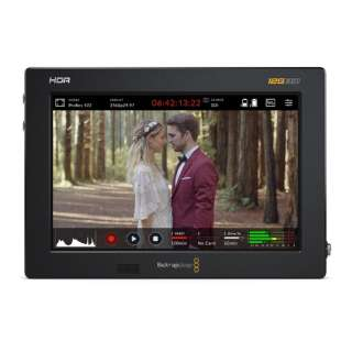 Blackmagic Video Assist7インチ 12G HDR HYPERD/AVIDA12/7HDR