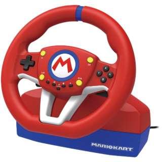 マリオカートレーシングホイール for Nintendo Switch NSW-204 【Switch】