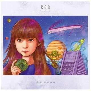 中川翔子/ RGB ?True Color? 通常盤 【CD】
