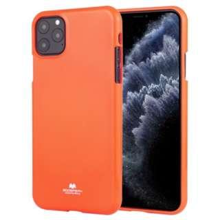 Mercury FLUORSCENCE JELLYCase iPhone11Pro VNFLJE11POR オレンジ