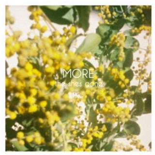 the shes gone/ MORE 【CD】