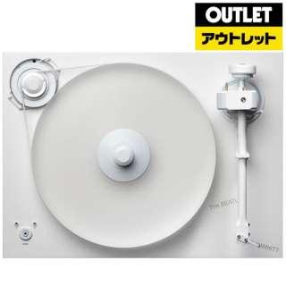 【アウトレット品】 レコードプレーヤー 2XPERIENCE/WH/AL ホワイト 【外装不良品】