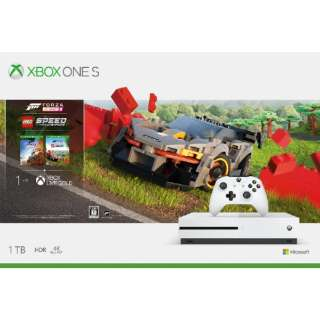 Xbox One S 1 TB (Forza Horizon 4 Lego 同梱版) 234-01136 [ゲーム機本体]