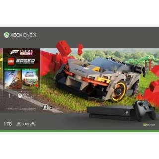 Xbox One X 1 TB (Forza Horizon 4 Lego 同梱版) CYV-00474 [ゲーム機本体]