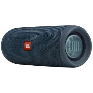 ブルートゥース スピーカー ブルー JBLFLIP5BLU [Bluetooth対応]