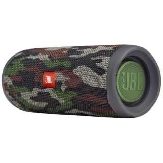 ブルートゥース スピーカー JBLFLIP5SQUAD スクアッド [Bluetooth対応 /防水]