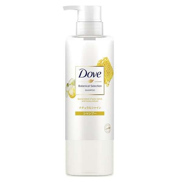 Dove(ダヴ)ボタニカルセレクションナチュラルシャインシャンプー(500g)