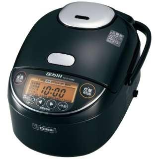 NP-ZV102BK-BA 炊飯器 極め炊き ブラック [5.5合 /圧力IH]