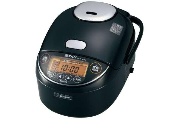 5合炊き炊飯器のおすすめ11選 象印「極め炊き」NP-ZV102BK(圧力IH)
