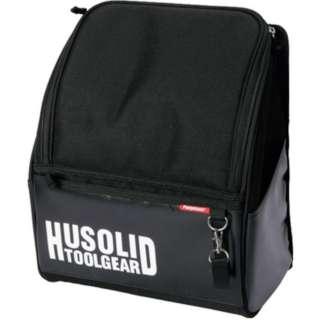 ペンギンエース HUSOLID TOOLGEAR 腰袋蓋付 工具バッグ LL HT-008