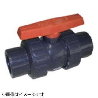 エスロン ボールバルブ TS式 本体PVC OリングEPDM 32 BV32SX