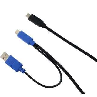 モバイルモニター On-Lap 1306用 オプションケーブル TYPECVIDEO/POWERYCAB