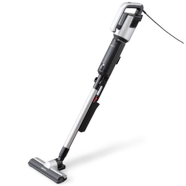 アイリスオーヤマ 掃除機 スティッククリーナー モップ付き アイリスオーヤマ 極細軽量スティッククリーナー IC-SBA6-S シルバー (274549)