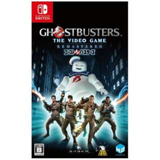 Ghostbusters: The Video Game Remastered 【Switch】
