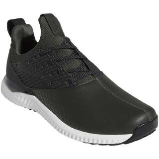 25.5cm メンズ ゴルフシューズ アディクロス バウンス2 ADICROSS Bounce 2.0 Shoes(レジェンドアース×コアブラック×ホワイト)DBE67 G26005