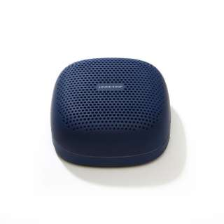 SP-S10BTB ブルートゥーススピーカー SOUND BUMP ミッドナイトブルー [Bluetooth対応 /防滴]