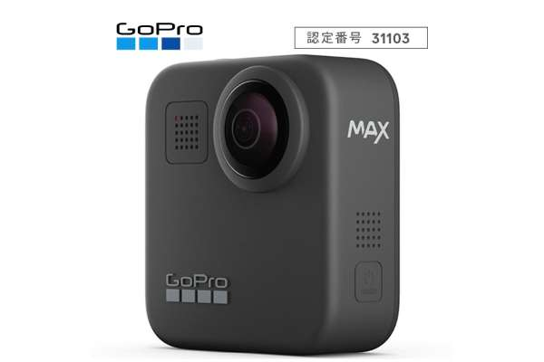GoPro「MAX(マックス)」CHDHZ-201-FW