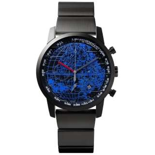 "wena wrist pro Chronograph Premium Blackc set  /STAR WARS limited edition ""THE DARK SIDE"" WNW-SB14AB"