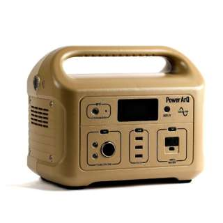 SmartTap ポータブル電源 PowerArQコヨーテタン 008601C-JPN-FS-TN