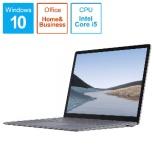 SurfaceLaptop3 [13.5型 /SSD 128GB /メモリ 8GB /Intel Core i5 /プラチナ/2019年] VGY-00018 ノートパソコン サーフェスラップトップ3