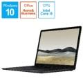 SurfaceLaptop3 [13.5型 /SSD 256GB /メモリ 8GB /Intel Core i5 /ブラック/2019年] V4C-00039 ノートパソコン サーフェスラップトップ3