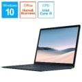 SurfaceLaptop3 [13.5型 /SSD 256GB /メモリ 8GB /Intel Core i5 /コバルトブルー/2019年] V4C-00060 ノートパソコン サーフェスラップトップ3