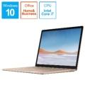 SurfaceLaptop3 [13.5型 /SSD 256GB /メモリ 16GB /Intel Core i7 /サンドストーン/2019年] VEF-00081 ノートパソコン サーフェスラップトップ3