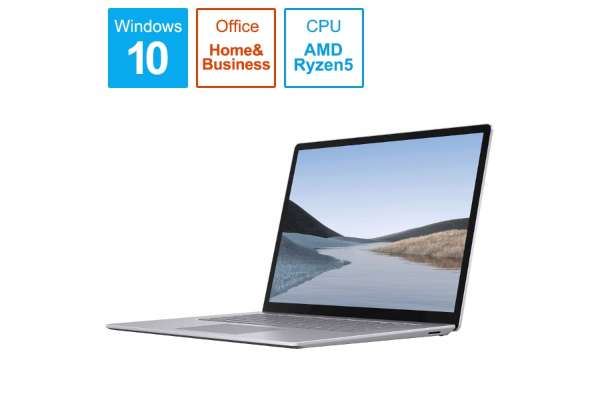 Microsoft「SurfaceLaptop3」V4G-00018