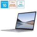 SurfaceLaptop3 [15.0型 /SSD 256GB /メモリ 8GB /AMD Ryzen 5 /プラチナ/2019年] VGZ-00018 ノートパソコン サーフェスラップトップ3